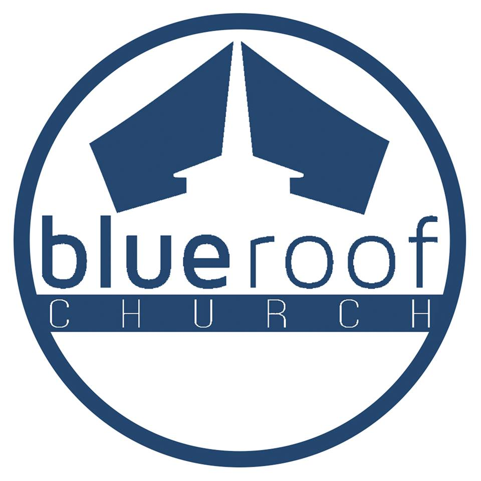 Blue Roof Church Logo