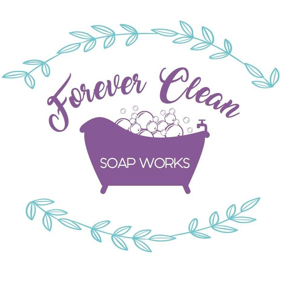 Forever Clean Soap Works Logo