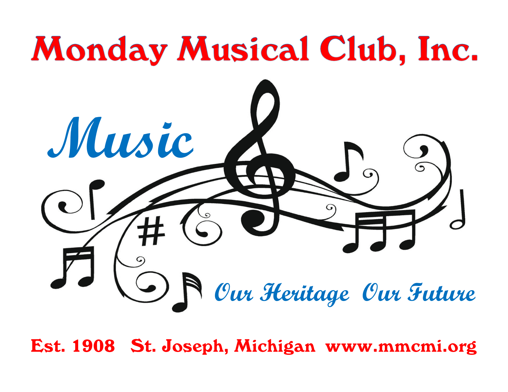 Monday Musical Club Logo