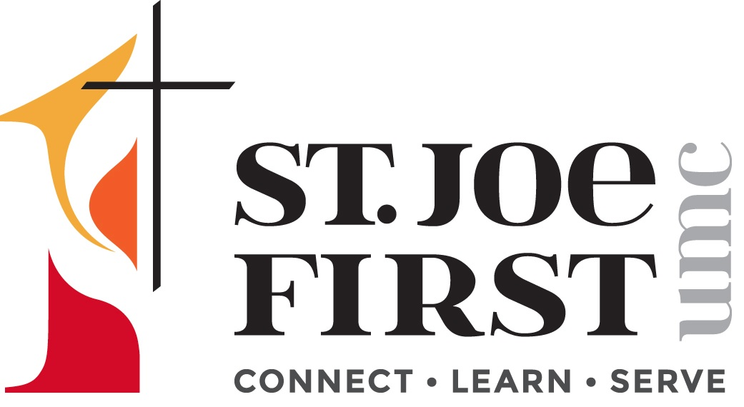 St. Joe First UMC Logo