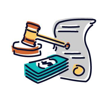 Financial & Legal Services Tag Icon