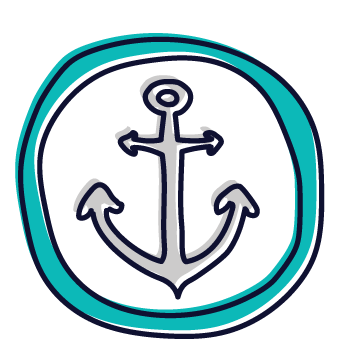 Boating, Fishing & Marinas Tag Icon