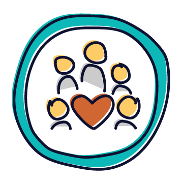 Community Non-Profit Tag Icon