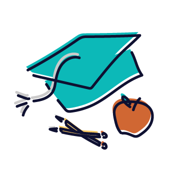 Education Tag Icon